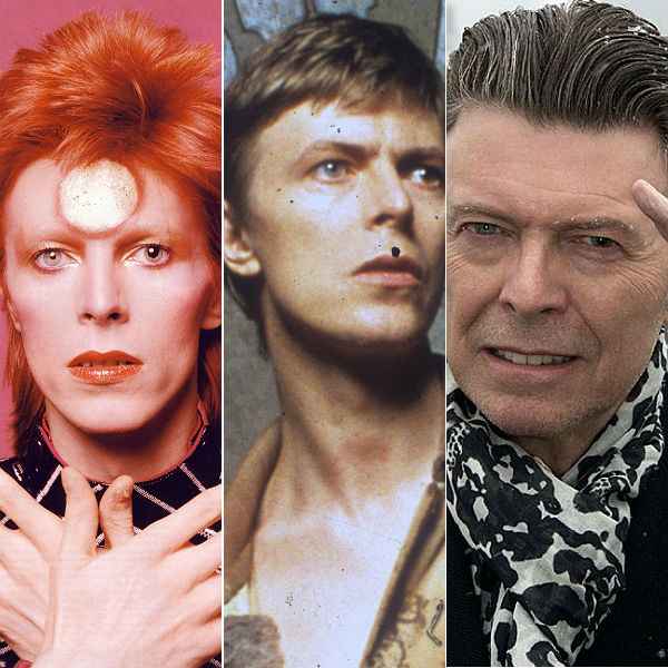 A guide to growing old gracefully with David Bowie