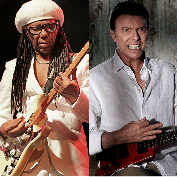 Nile Rodgers Speaking Tour