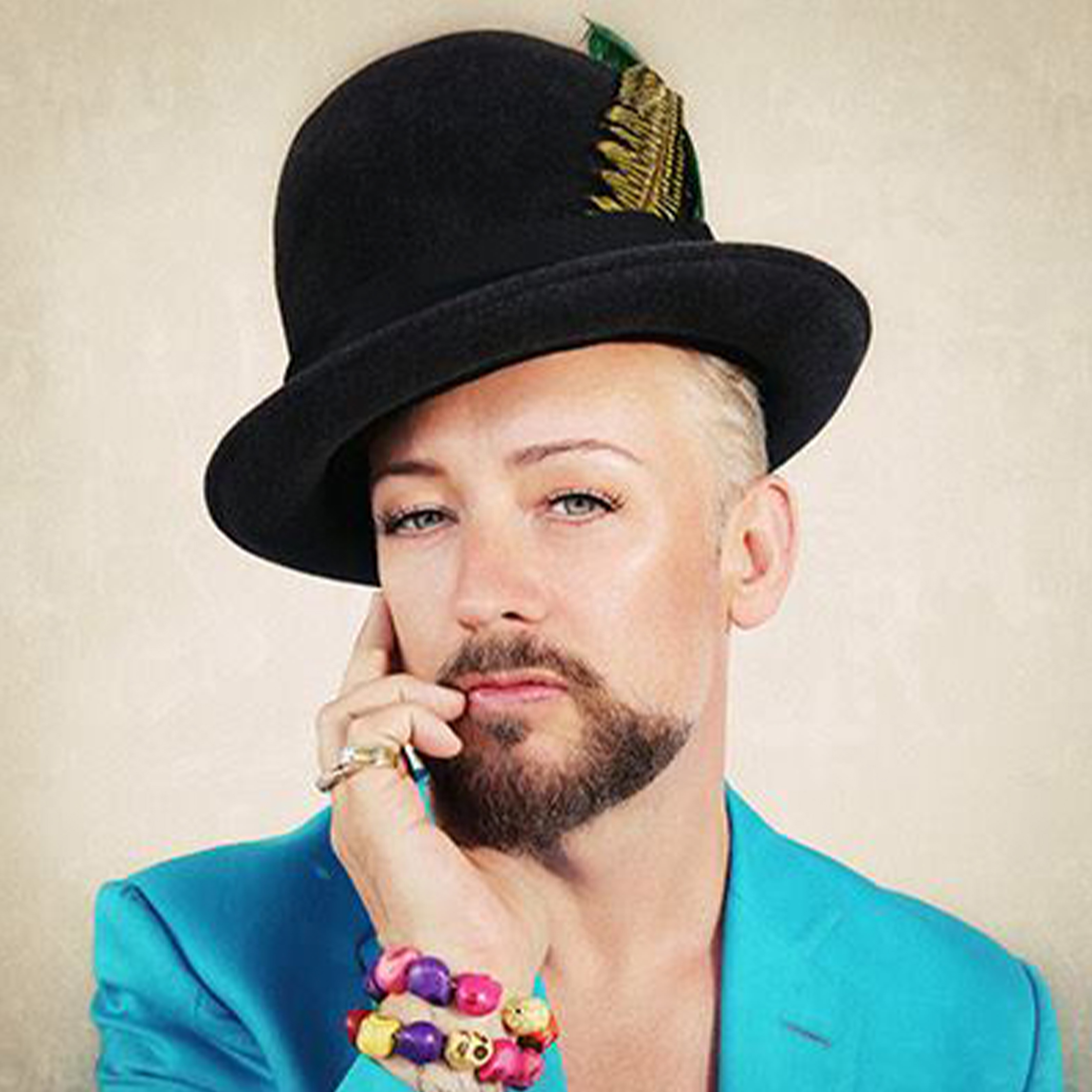 Boy George covers YMCA for Australian Why Not youth campaign