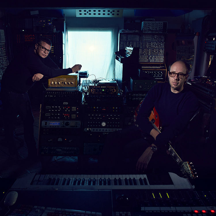 Chemical Brothers Born In The Echoes competition, win signed vinyl