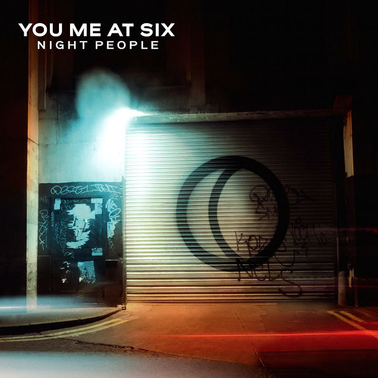 You Me At Six tour new album 2016, Night People song, tickets