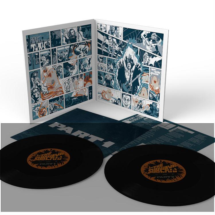 Win The Subways' new album on vinyl