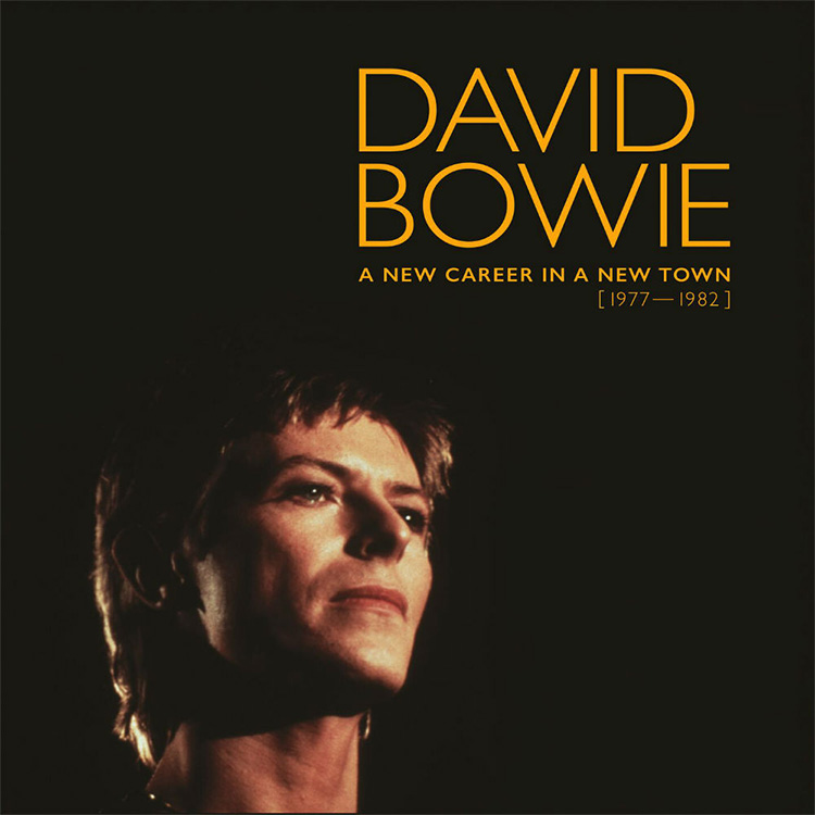 David Bowie A New Career In A New Town 1977-82 box set