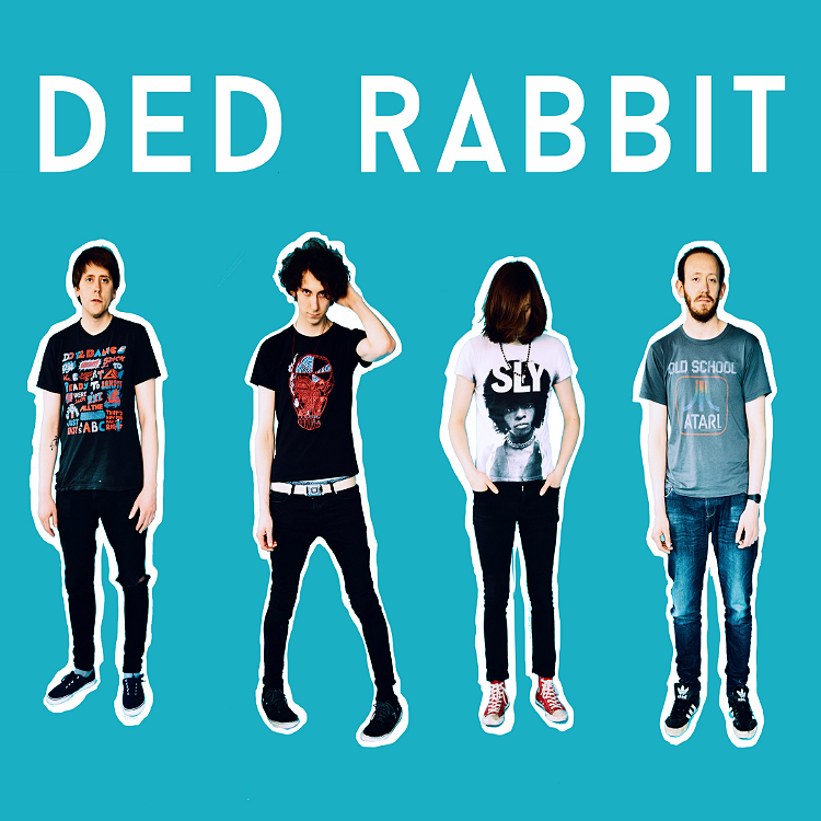 Premiere: Ded Rabbit new song Scarlet Cardigan