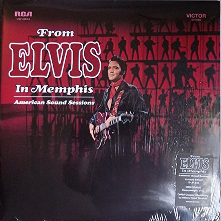 Elvis On Tour exhibition London O2 Arena November 2017 touring years