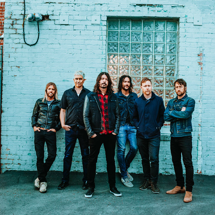 New song foo fighters concrete and gold The Sky Is a neighbourhood