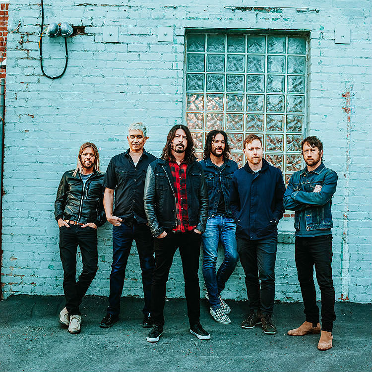 Foo Fighters interview Chris Shiflett interview