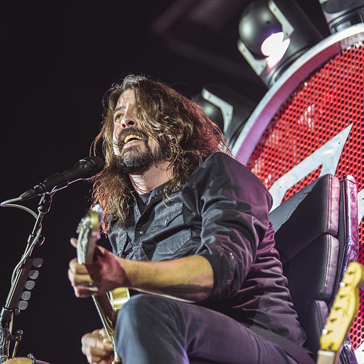 Foo Fighters @ Milton Keynes Bowl - 05/09/2015