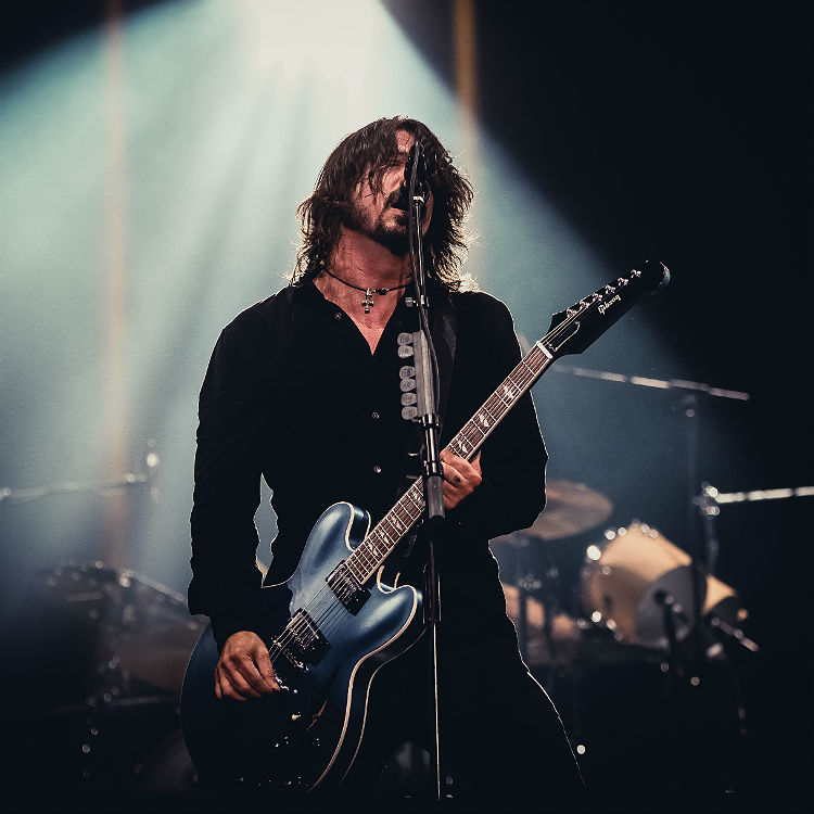 Foo Fighters confirm a second Sonic Highways series