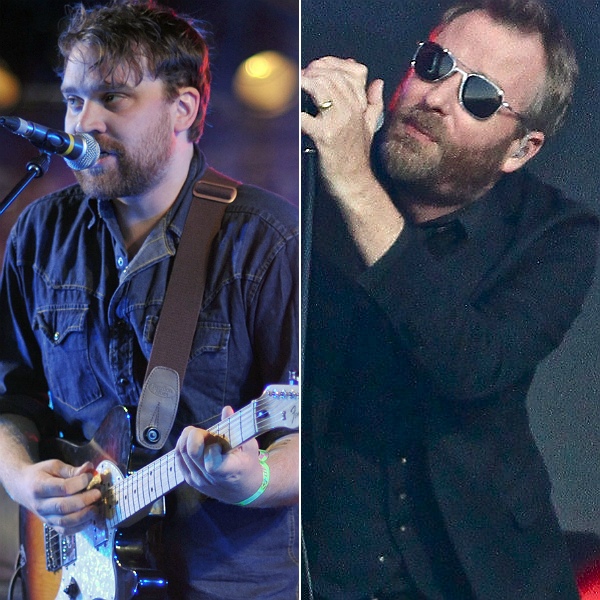 Video: Frightened Rabbit play 'Terrible Love' with The National