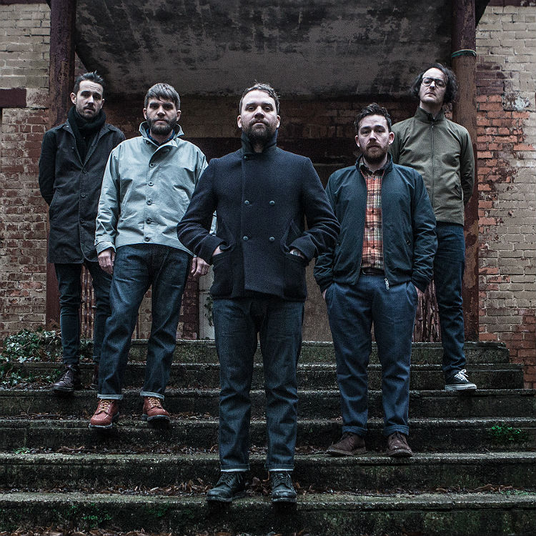 Frightened Rabbit: 'This Album Is A Place For Healing