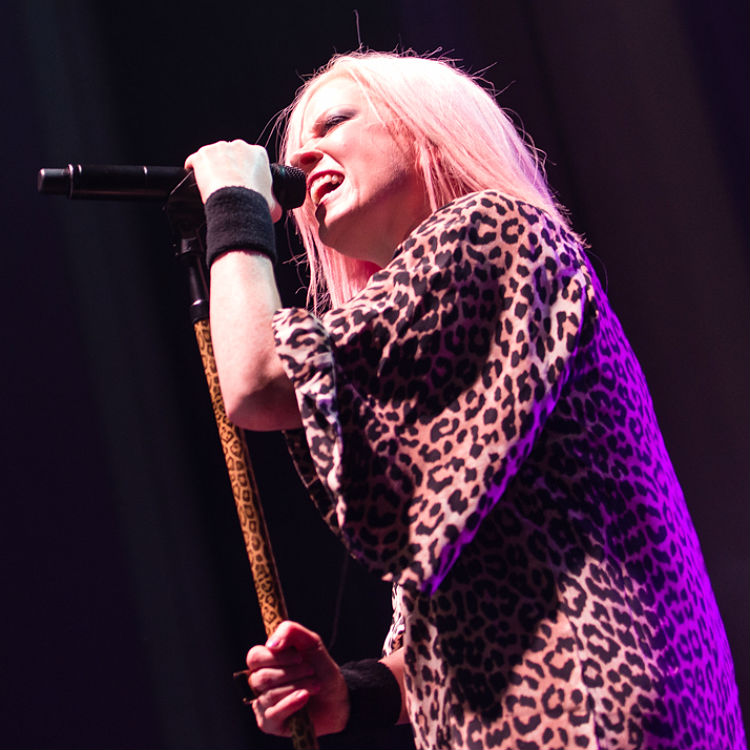 Garbage shine at the peak of their powers at London's Troxy