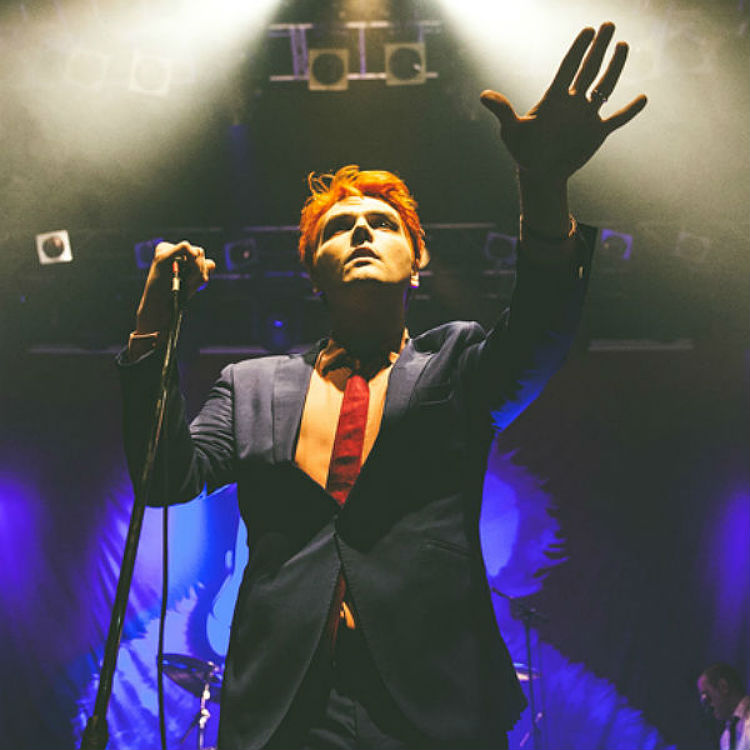 Gerard Way interview on My Chemical Romance and Spider-Man