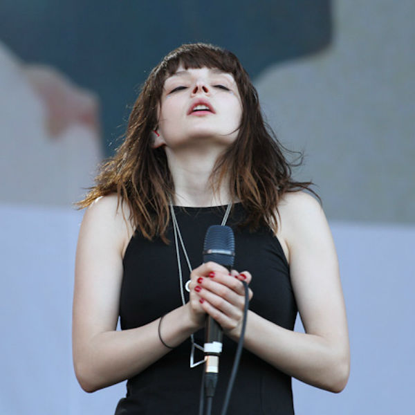 Chvrches V Festival photos Chelmsford photos and setlist