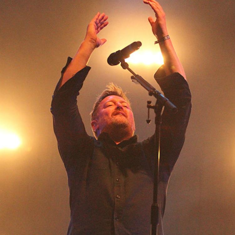 Photos of Elbow headlining On Blackheath Festival 2015