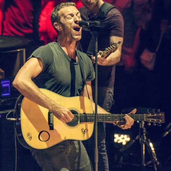 Glastonbury 2016 lineup Coldplay to headline fans react online Twitter