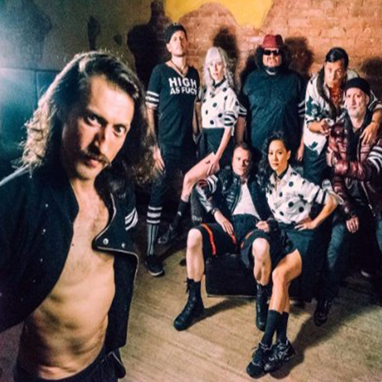 Gogol Bordello UK winter tour Seekers and Finders new album