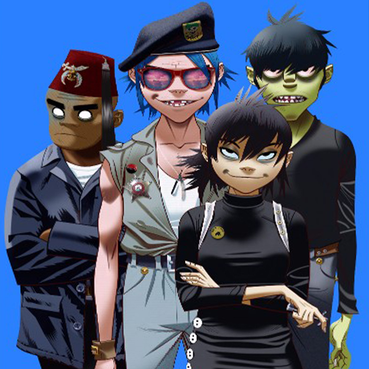 gorillaz essay You have to admire the intense fever pitch buzz emi have created around the marketing of the gorillaz third album their stylo video and various atmospheric teasers released around the plastic beach album launch generated over 1 million youtube hits within a week of release, so what is.