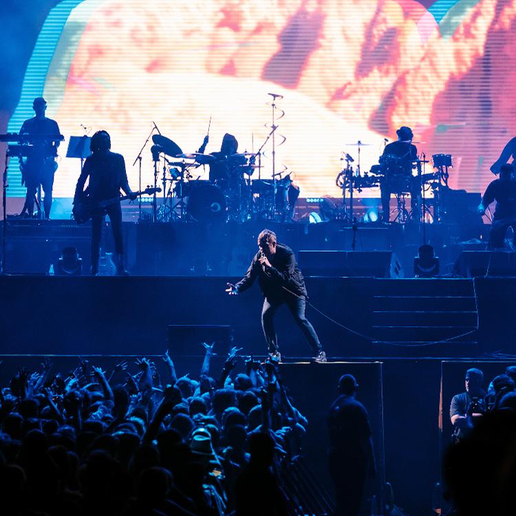 Live Review: Gorillaz at Festival D'Ete, Quebec, Canada