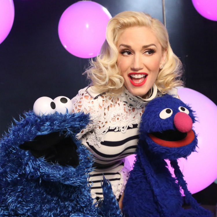 Gwen Stefani and Pharrell to feature on Sesame Street