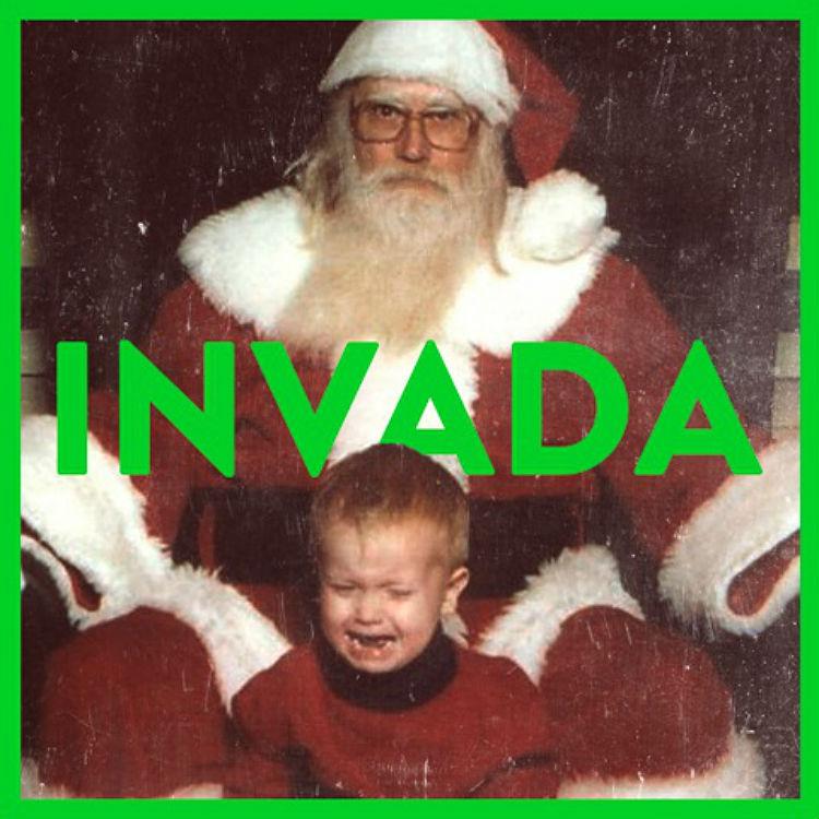 Invada Records Christmas mix - win Geoff Barrow, Portishead vinyl