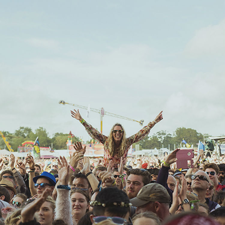 The beautiful people of Isle Of Wight festival in photos