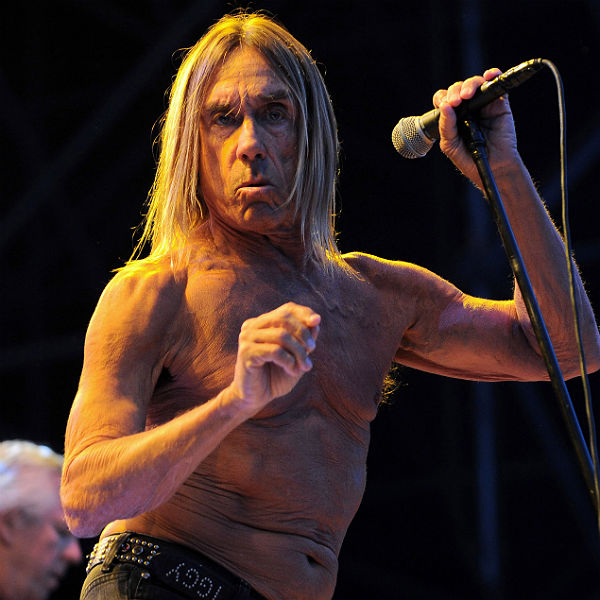 Read Iggy Pop's incredible John Peel lecture