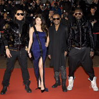 Black Eyed Peas Track 'Downloaded Six Million Times'