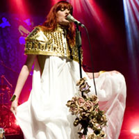 Florence & The Machine For Glastonbury Festival - Exclusive