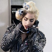 Lady GaGa Unveils More 'Telephone' Video Stills - PHOTOS