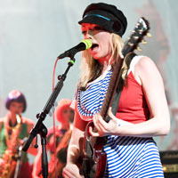 The Ting Tings For Jersey Live Festival 2011 - Tickets