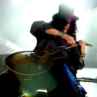 Slash Snubbed Over $100million To Reunite With Guns N' Roses
