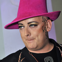 Boy George 'Absolutely Not Going Into Celebrity Big Brother'