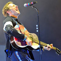 Coldplay 'Recording New Rave Album'