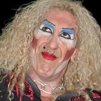 Male Rock Stars In Makeup The Good The Bad Amp The