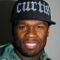 50 Cent 'Amazed' After Meeting Nelson Mandela