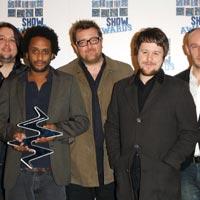 Elbow Scoop South Bank Pop Award