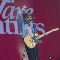 Isle Of Wight Festival 2011: Photos From Day One With Kings Of Leon