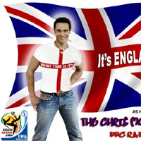 X Factor Reject Chico Launches England World Cup Song