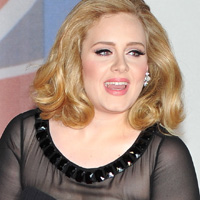 Adele Claims First US Number One With 'Rolling In The Deep'