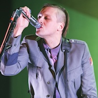 Arcade Fire Hail Student Rallies As UK Tour Begins In London