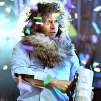 Saturday 02/07/11 The Flaming Lips @ Jodrell Bank, Cheshire