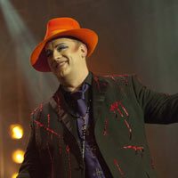 Isle Of Wight Festival 2011: Photos With Boy George As Event Kicks Off