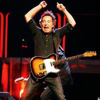 Bruce Springsteen Causes Pensioner To Be Slapped With ASBO