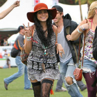 Jared Leto, Vanessa Hudgens at Coachella 2012 Day 1 - photos