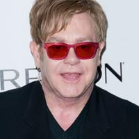 Sir Elton John says he's lucky not to have AIDS