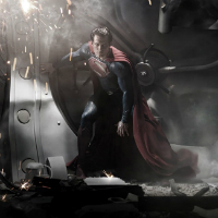 Henry Cavill Looks Dishevelled In Latest Superman: Man of Steel Images