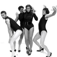 Justin Timberlake Wears Leotard And High Heels For Beyonce Performance