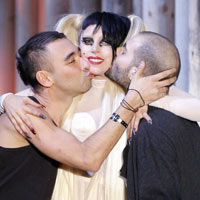 Lady Gaga 'To Be Ordained' As Minister For Gay Marriage
