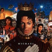 Michael Jackson - 'Michael' (Sony) Released: 12/12/10
